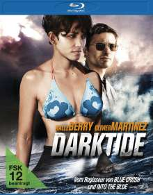 Dark Tide (Blu-ray), Blu-ray Disc