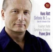 Hans Rott (1858-1884): Symphonie E-Dur, CD