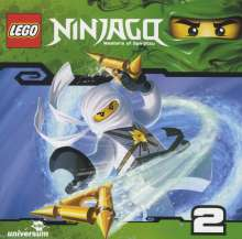 LEGO Ninjago 2.2, CD