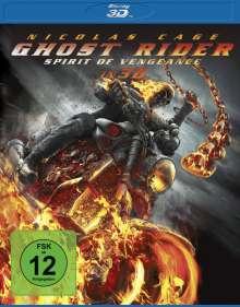 Ghost Rider - Spirit Of Vengeance (3D Blu-ray), Blu-ray Disc