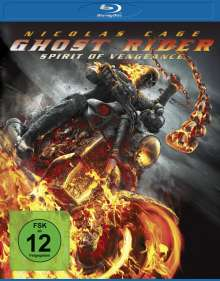 Ghost Rider - Spirit Of Vengeance (Blu-ray), Blu-ray Disc