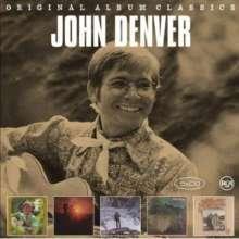 John Denver: Original Album Classics, 5 CDs