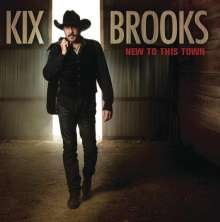 Kix Brooks: New To This Town, CD