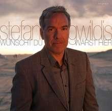 Stefan Gwildis: Wünscht du wärst hier, CD