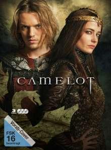 Camelot (2011), 3 DVDs