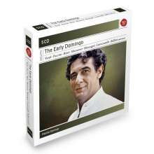 Placido Domingo - Early Domingo, 5 CDs