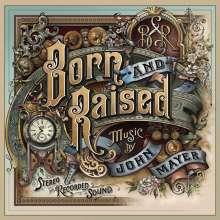 John Mayer: Born And Raised, CD