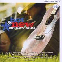 Hot & New Country Music Vol.  4, CD