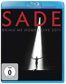 Sade: Bring Me Home: Live 2011, Blu-ray Disc