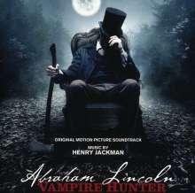 Henry Jackman: Filmmusik: Abraham Lincoln: Vampire Hunter (O.S.T.), CD