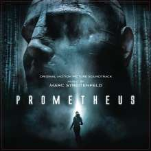 Mark Streitenfeld: Filmmusik: Prometheus, CD