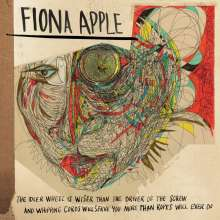 Fiona Apple: The Idler Wheel Is Wiser Than The Driver Of The Screw And Shipping Cords Will Serve You More Than Ropes Will Ever Do, CD