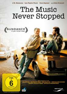 The Music Never Stopped, DVD
