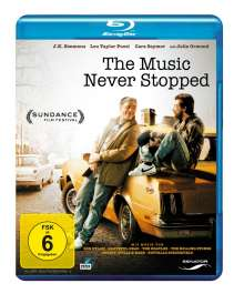 The Music Never Stopped (Blu-ray), Blu-ray Disc
