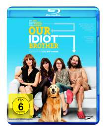 Our Idiot Brother (Blu-ray), Blu-ray Disc