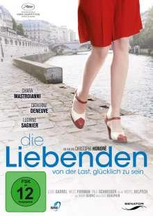 Die Liebenden (2011), DVD
