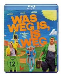 Was weg is, is weg (Blu-ray), Blu-ray Disc