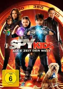 Spy Kids - Alle Zeit der Welt, DVD