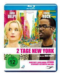 2 Tage New York (Blu-ray), Blu-ray Disc