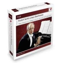 Ludwig van Beethoven (1770-1827): Klavierkonzerte Nr.1-5, 11 CDs