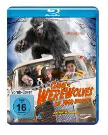 Game of Werewolves - Die Jagd beginnt! (Blu-ray), Blu-ray Disc