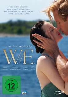 W.E., DVD