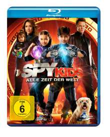 Spy Kids - Alle Zeit der Welt (Blu-ray), Blu-ray Disc