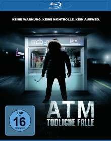 ATM - Tödliche Falle (Blu-ray), Blu-ray Disc