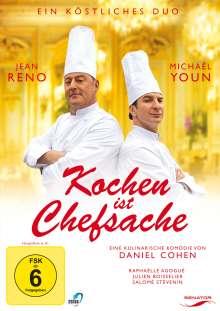 Kochen ist Chefsache, DVD