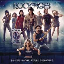 Filmmusik: Rock Of Ages (O.S.T.), CD