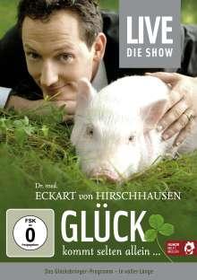 Eckart von Hirschhausen: Glück kommt selten allein, DVD