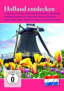 Holland entdecken, DVD