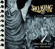 Ski King: Sketchbook III: New Horizons, CD