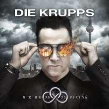 Die Krupps: Vision 2020 Vision, 1 CD und 1 DVD