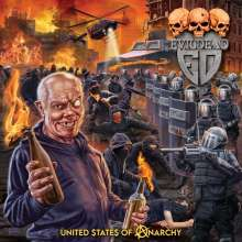EvilDead: United States Of Anarchy, CD