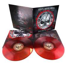 Axel Rudi Pell: Sign Of The Times (Red Vinyl with Black Splatter), 2 LPs