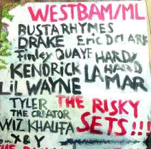 Westbam / ML: The Risky Sets!!, 2 LPs