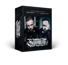 Massaka & Monstar361: Syndikat Box Set Gr.M, CD
