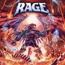 Rage: Resurrection Day (Orange Vinyl), 2 LPs