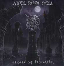 Axel Rudi Pell: Circle Of The Oath (Limited Deluxe Boxset) (Colored Vinyl) (2LP + CD), 3 LPs