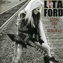 Lita Ford: Living Like A Runaway, CD