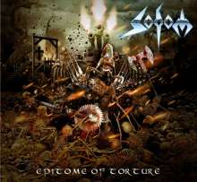 Sodom: Epitome Of Torture (Limited Edition), CD