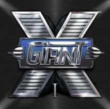 Giant X: I, CD