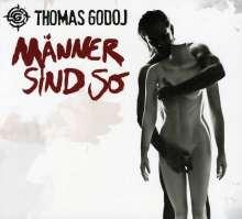 Thomas Godoj: Männer sind so, CD