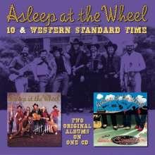 Asleep At The Wheel: 10 / Western Standard Time, CD
