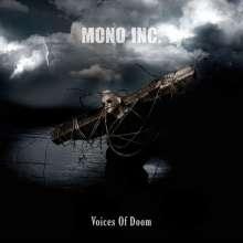Mono Inc.: Voices Of Doom (Limited Edition) (Blue-Purple Transparent Vinyl), LP