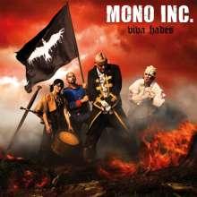 Mono Inc.: Viva Hades (Limited Edition) (Orange Transparent Vinyl With Streaks Vinyl), LP