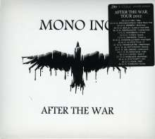 Mono Inc.: After The War, CD