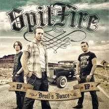 SpitFire (Rock'n'Roll): Devil's Dance EP, Maxi-CD