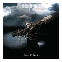 Mono Inc.: Voices Of Doom (Re-Release), CD